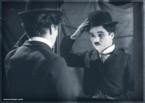 A deleted sequence from THE CIRCUS, I think this is right after the tramp realizes that Merna is in love with the tight rope walker Rex and not him.
