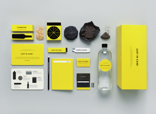 flavorpill:  Beautiful, well-designed survival kits   Survival of the most organized.