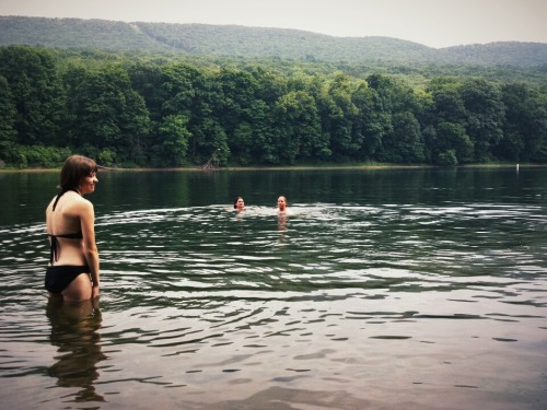 July 15, 2012 | Somewhere Along the Delaware River, PA