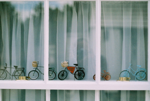 pipsss:  Bike Window by Quiet Corners on Flickr
