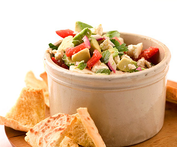bhgfood:  Daily Dish: Chips and salsa is a summertime favorite. Try one of these delicious salsa recipes: Pico de Gallo Salsa, Avocado-Feta Salsa, Pineapple Salsa, Salsa Verde.