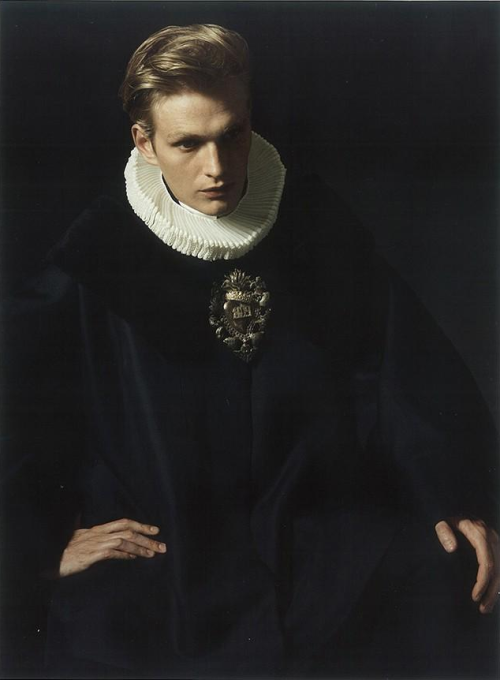 schlechterglaubefreidl:  More from Adriano Russo's The Gentleman shoot for Viktor magazine