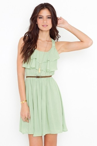 Such a cute summer dress!