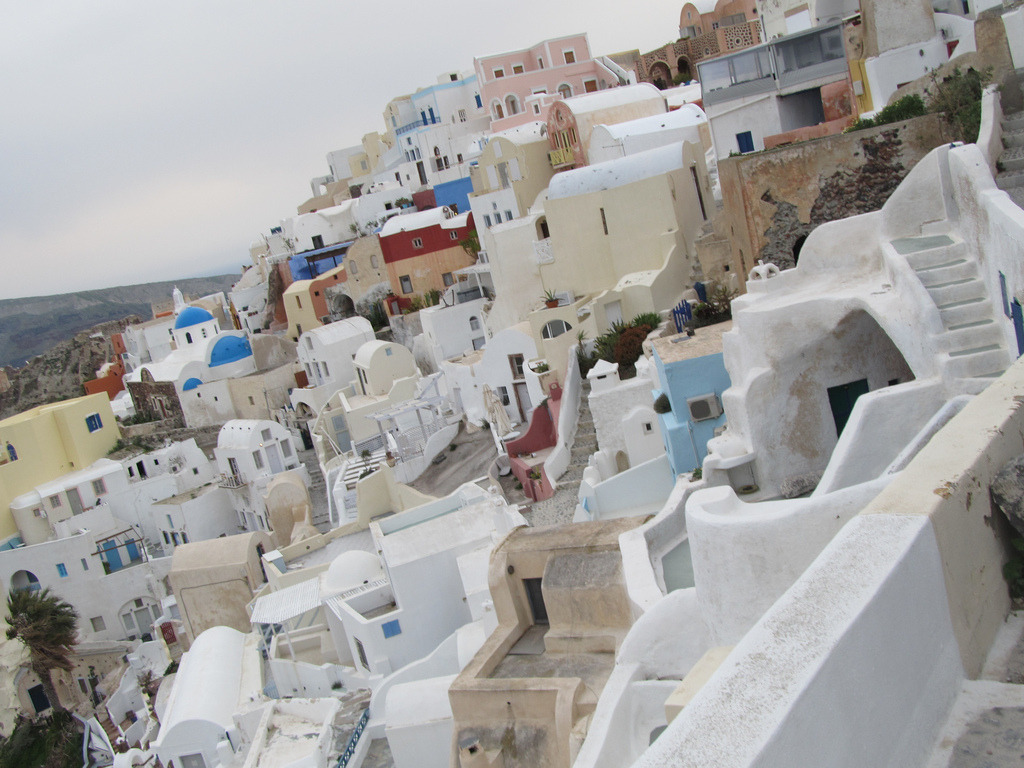 explore-the-earth:  Santorini, Greece