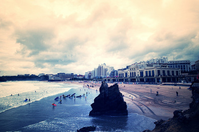 Surf City @ Biarritz.