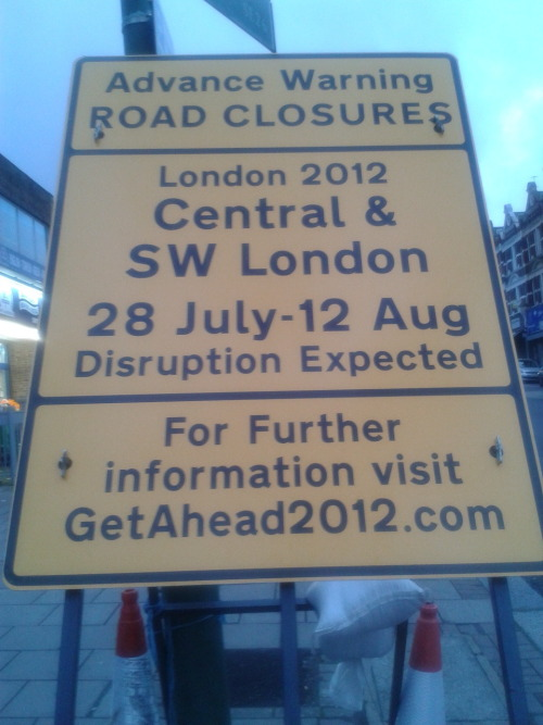 Disruption expected