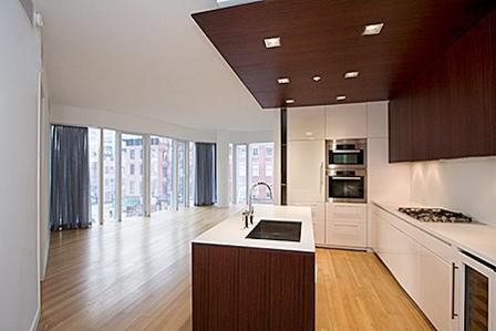 Greenwich Village newly constructed Loft