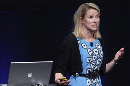 soupsoup:  Marissa Mayer leaves Google to become Yahoo! CEO Can't say I saw that coming.    Wow.  Well, it's someone who knows what they're doing for a change.