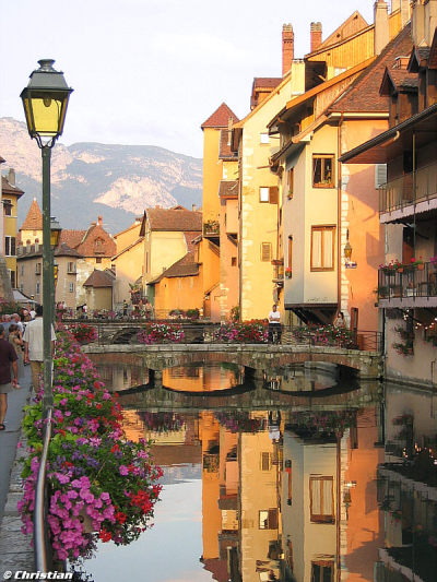 allthingsfrench:  annecy, france!