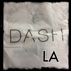 DASH for DASH  Today seen the opening of the Kardashians 4th DASH store. With the recent closing of their Calabasas branch we knew it wouldn't be long until the new Melrose Avenue store opened for business!  Thousands of DASH fans flocked to the street for a glimpse of their fav Kardashian star!  Despite them not selling much male merchandise (if any) I'm still mucho excited about the news!   #Keep-it-Kardashian