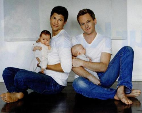 jasonjrf:  Two dads are better than none