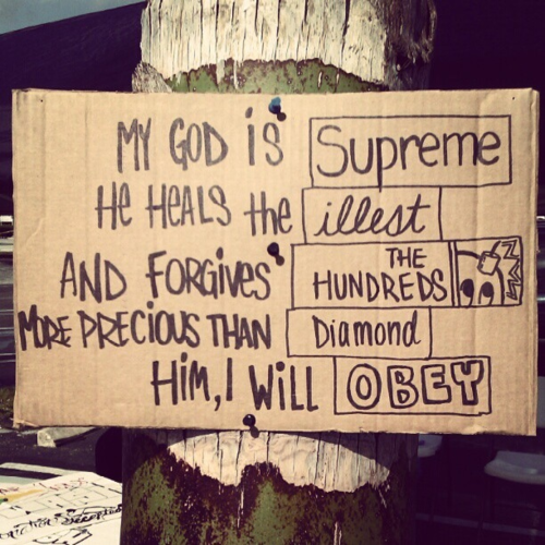 littlethingsaboutgod:  To Him, i will surrender my life.