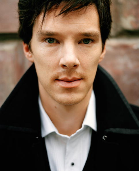 usually not attracted to cumberbatch but this picture  …. :O *melt*