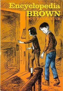 "'Encyclopedia Brown' author Donald Sobol dies at 87 AP: ""Donald J. Sobol, the author who dreamed up the kid sleuth Encyclopedia Brown and wrote dozens of books that sold millions of copies, has died at age 87. His series featured amateur investigator Leroy ""Encyclopedia"" Brown, who would unravel local mysteries with the help of his encyclopedic knowledge of facts great and small. The books, first published in the early 1960s, became staples in classrooms and libraries nationwide."" Photo:The cover of ""Encyclopedia Brown Boy Detective,"" Donald J. Sobol's 1963 book (Penguin)"