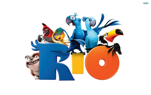 seksipoostache:  Have you heard? Rio 2 is coming out! :D  yeeeeeeeeeeeeeeyyyy!!! \o/