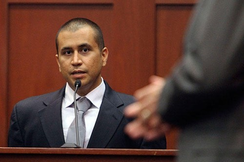 "thedailywhat:  George Zimmerman News of the Day: Evidence made public today in the murder trial of George Zimmerman includes graphic, tearful testimony (heads up — audio link is a tough listen) from a woman who says Zimmerman sexually abused her for a decade, starting when they were children. The woman, identified as Witness 9, says Zimmerman ""always was just, you know, very charming and personable with everyone … and just would laugh and entertain everybody… But he was different behind closed doors with me"":  It started when I was 6, he's almost about two years older than I am. He would put his hands under my pants, under my underwear. He would put his hands down my shirt and just rub and grab my chest. We would all lay in front of the TV and he would reach under the blankets and try to do things. … I would try to push him off, but he was bigger and stronger and older.  Witness 9 spoke with Sanford, FL, police in March. She said she only came forward after the February shooting death of Trayvon Martin because ""this is the first time in my life that I'm not afraid of him."" Mark O'Mara, Zimmerman's attorney, had tried to keep the interview from being released. He argues, naturally, that it ""is not relevant"" to the case, and will ""serve to reignite and potentially enhance the widespread public hostility toward Mr. Zimmerman."" [dailyintel]"