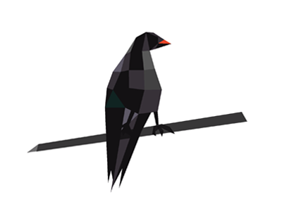 visualgraphic:  Petit Corbeau