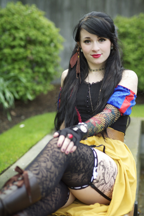 Steampunk Snow White by jojo.edtan