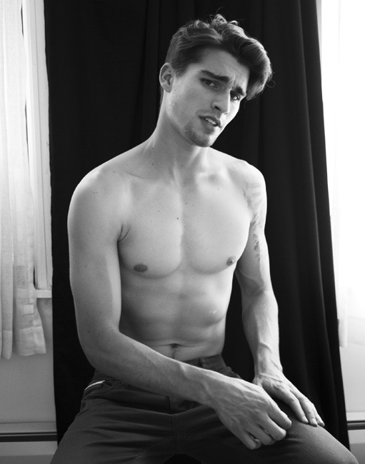 anthonyamadeo:  Luke Armitage by Anthony Amadeo