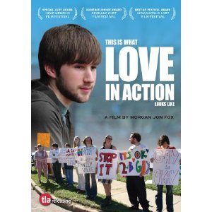 "There is a new documentary on Netflix called ""This Is What Love In Action Looks Like"" I just watched it and would definitely recommend it.  It tells the story of a kid named Zach who after he came out to his parents was forced to attend an exgay refuge called ""Love in Action.""  The story shows the dangers of ex gay therapy, especially for youth.  Let me know what you all think! -Andrew"