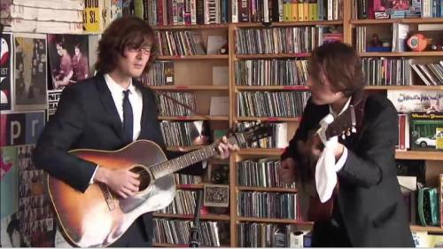 The Milk Carton Kids: Fall Headline Tour, NPR Tiny Desk Concert + Tour w/ Old Crow Medicine Show & The Lumineers in August
