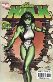 josefinelovelace:  She Hulk :)))