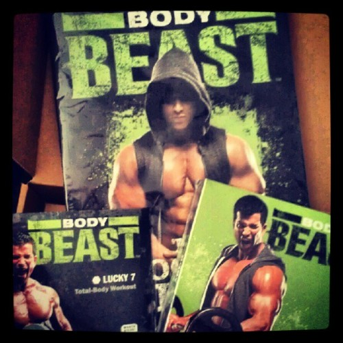 Its here!! Its here!! #bodybeast #beachbody #getfit  (Taken with Instagram)