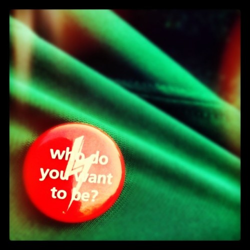 #question #you #red #green #quote (Taken with Instagram at President's Park)