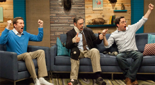 Five reasons to watch Ed Helms on Comedy Bang! Bang! this Friday
