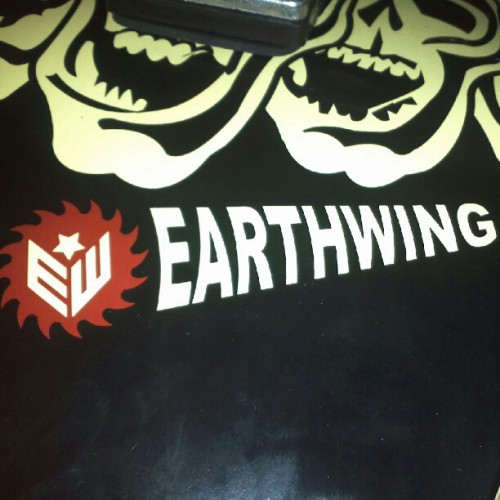 For LIFE! @earthwingnyc #Earthwingforlife #Earthwing #Executioner #EW #nofilter  (Taken with Instagram)