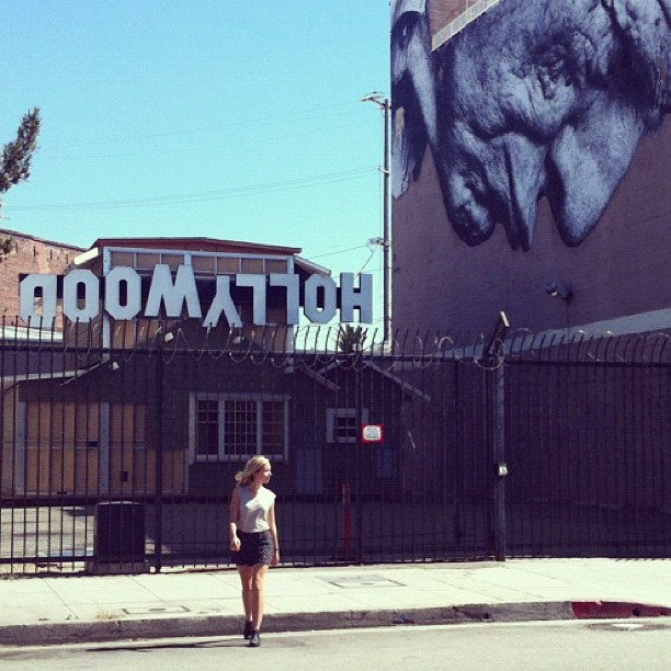 @jordan_tappan scouting new locations! #downtownLA #art #thetappancollective (Taken with Instagram)