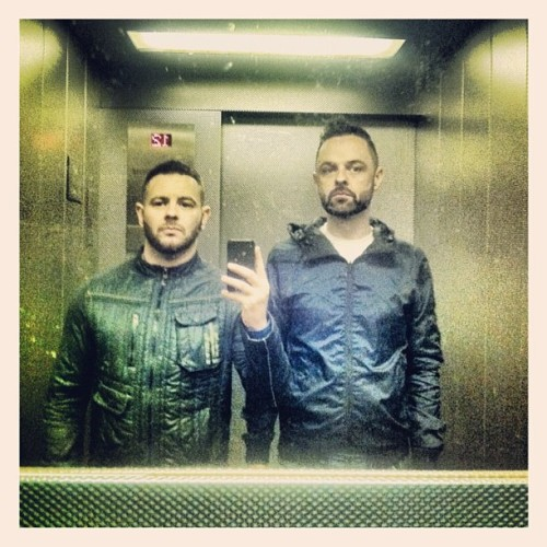 Adrian+Shane: 'Elevator' (Taken with Instagram at Trellick Tower)