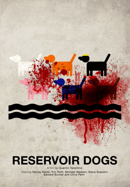 Reservoir Dogs by Slick