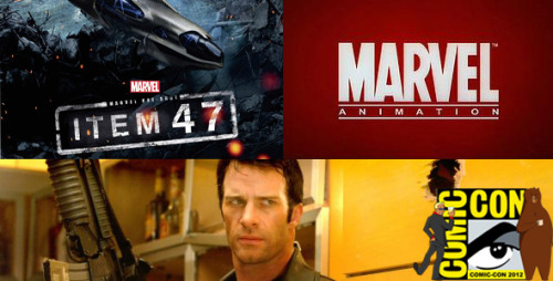 CCI: 'Item 47', Marvel Animation, and Thomas Jane's Punisher-esque 'Dirty Laundry'!  http://grizzlybomb.com/2012/07/15/cci-2012-item-47-marvel-animation-thomas-janes-punisher-short-film-dirty-laundry/