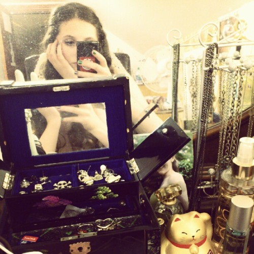 Vanity (Taken with Instagram)