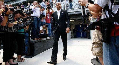 Soccer's Thierry Henry Relishes the New in New York
