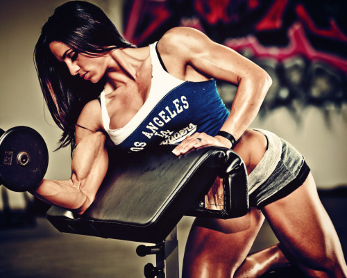 strengthfromstruggle:  Heather Udy - Dees   Always hot heather