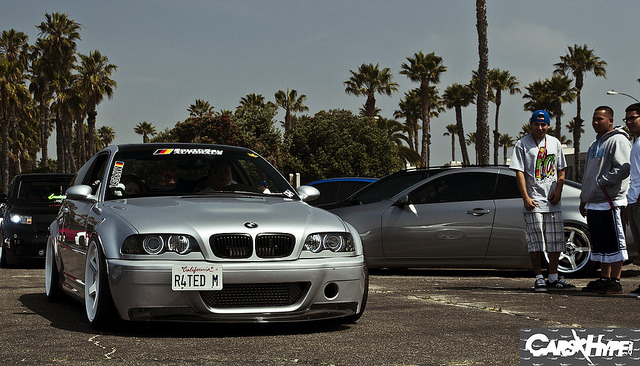 The E46 is growing on me. I never considered it but I'm starting to change my mind.