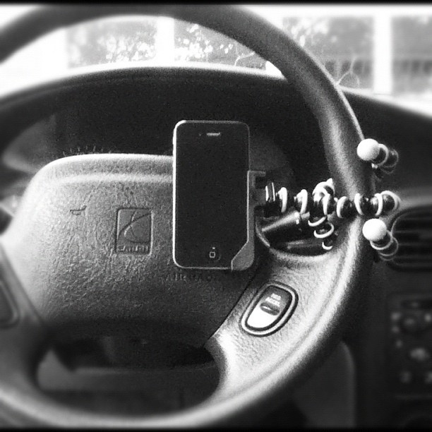 Makeshift #GPS (Taken with Instagram)