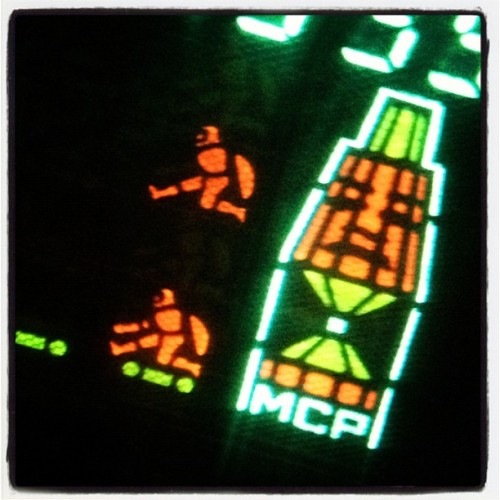 jacobjoaquin:  #TRON Tomytronic handheld from 1982. (Taken with Instagram)