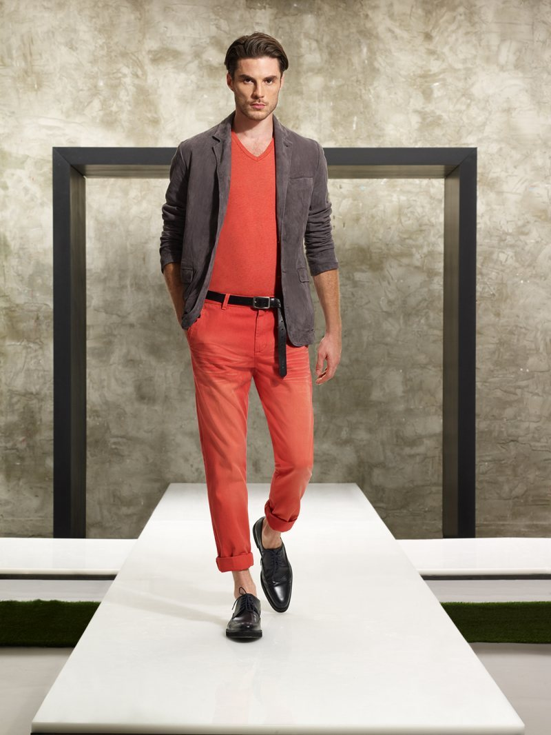mensfashionworld:  Kenneth Cole S/S 2012 lookbook