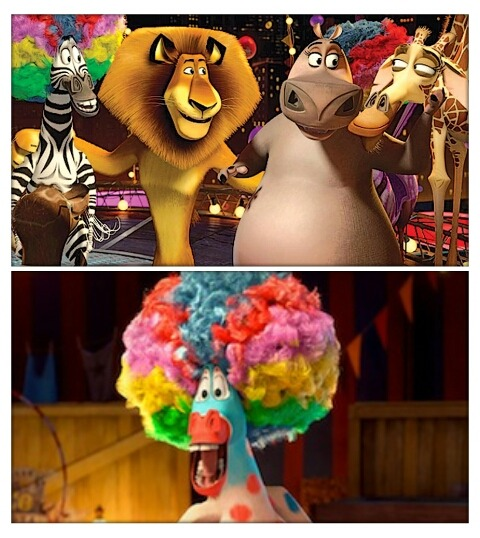 2012 MOVIES  MADAGASCAR 3: EUROPE'S MOST WANTED (2012)