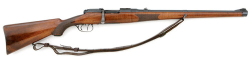 Lovely Mannlicher Shoenauer Sporting Rifle