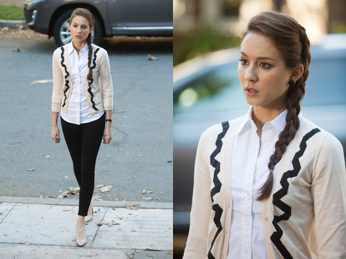 simplylovelylilly:  SPENCER!   I love her and this outfit