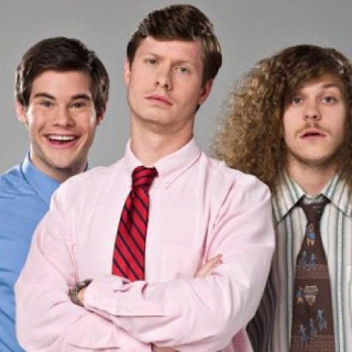 eaq69:  #workaholics have more fun. #adam #ders #blake #love  (Taken with Instagram)