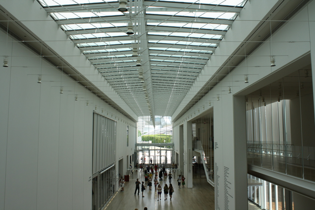 TWENTY ONE Art Institute, Modern Wing