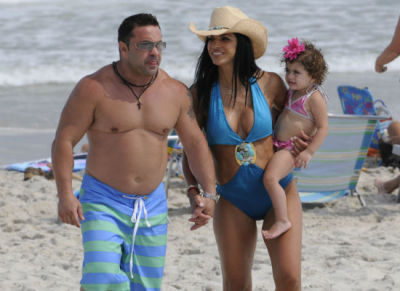 Joe Giudice is seriously one meatball away from a heart attack