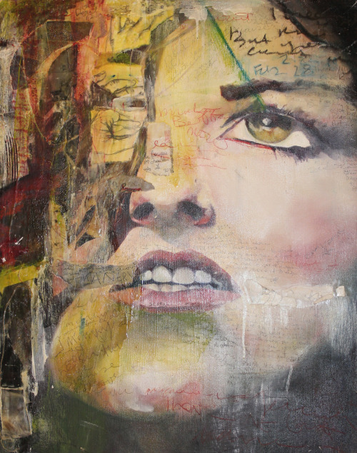 Face_mixed media 2011 jennifer laiche
