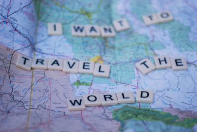 shaded-earth:  I WANT TO TRAVEL THE WORLD by kristi mac. on Flickr. this girl is fantastic. hands down.