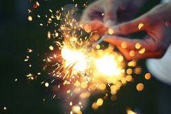 love-from-the-moon:  Sparks Fly